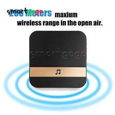 Wireless WiFi Doorbell Chime Ding-Dong Visual Door Bell Smart Receiver BSG