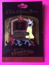 Disney pin piece of disney movies PODM snow white dwarves