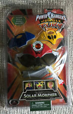 POWER RANGERS JUNGLE FURY SOLAR MORPHER NEW IN PACKAGE