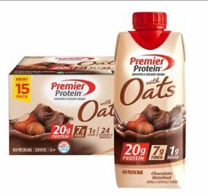 Premier Protein Chocolate Hazelnut  30 Pack ***NEW FLAVOR****