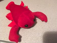 Unknown brand polyester Red Lobster Plush