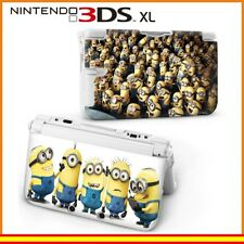 Funda Protector Nintendo 3DS XL Carcasa Dibujos Minions