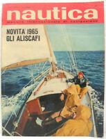 NAUTICA mensile internazionale di navigazione Anno III n° 33 Novembre 1964