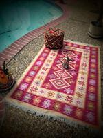 Rugs and Carpet matching  ARABIC floor SEATING  جلسة عربية