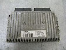 Unidad de control de transmisión automática PEUGEOT 306 S108518012 9638195980