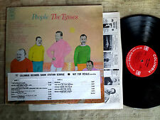 The Tymes – People - - LP