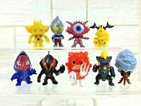 RARE 9 MINI ULTRAMAN MONSTER KAIJU PIGMON GAN-Q KING JOE ELEKING GOLZA FIGURE