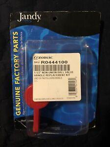 Zodiac R0444100 1-1/2-Inch Handle Replacement Kit for Zodiac Jandy Non