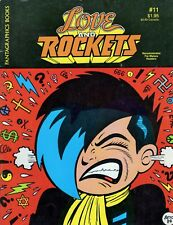 Love and Rockets #11 (First Print - 1985) Gilbert & Jaime Hernandez
