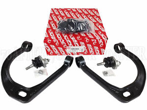 SPC Front Alignment Upper Control Arms for Lifted 04-15 Nissan Titan & Armada