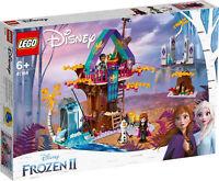 41164 LEGO Disney Princess Frozen II Enchanted Treehouse 302 Pieces Age 6+