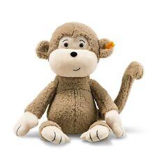 Steiff 060328 Soft Cuddly Friends Brownie the Light Brown Monkey 40cm