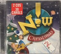 NOW! Christmas Volume 2 - Various Artists (CD x 2 2005 EMI) New with Crack