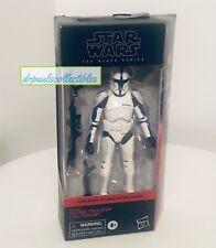 Star Wars Black Series Phase 1 Clone Trooper Lieutenant 6? Walgreens Exclusive