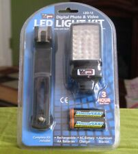 Vidpro Digital Photo & Video LED-12 Light Kit in UNOPENED PACKAGE
