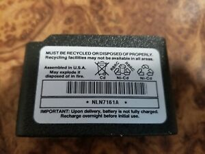 OEM Motorola NLN716A Battery New