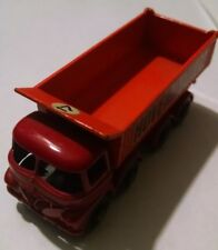 Matchbox Regular Wheel 17 Hoveringham Tipper Dump Truck Black Base