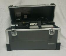 Panasonic Ag-450 S-Vhs Reporter Camcorder with Ag-Ht5 Case & Accessories