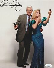 Priscilla Presley Autograph 8x10 Photo Elvis The Naked Gun Signed JSA COA 9