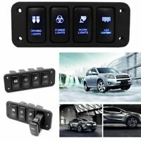 Car LED Rocker Switch Panel 12V Button Cable for FJ CRUISER Toyota Hilux VIGO