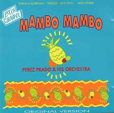 PEREZ PRADO & HIS ORCHESTRA - MAMBO, MAMB0 (1996 COMPILATION CD)