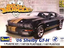 Revell monogram 1:25'06 shelby gt-h modèle de voiture kit