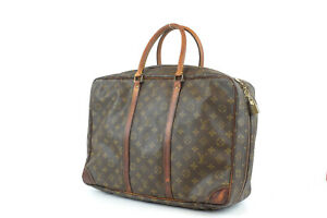 LOUIS VUITTON Sirius Monogram Business Bag Briefcase M41408