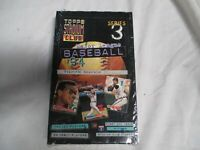 TOPPS STADIUM CLUB 1994 SERIES 3 BASEBALL CARDS BOX OF 24 PACKS