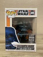 Funko Star Wars Galactic Convention 2020 Concept Series Darth Vader #389 IN HAND