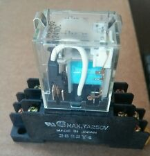 Omron MY2N-D2 Relay with Base - Free Shipping - Large Qty Available