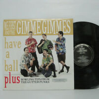 Me First And The Gimme Gimmes ‎– Have A Ball LP 1997 US ORIG RANCID SLACKERS