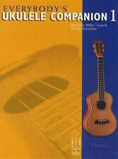 Everybody's Ukulele Companion 1 Chord & Melody Songbook TAB Music Book