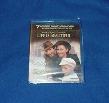 Life Is Beautiful - Blu-Ray - New & Sealed!