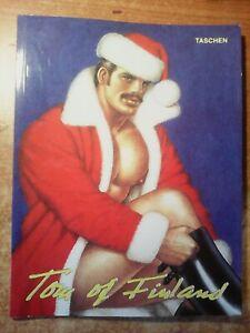 RARISSIMA PUBBLICAZIONE  :  ''  TOM OF FINLAND  ''  !!!!!!!!!!!!!!!!!!