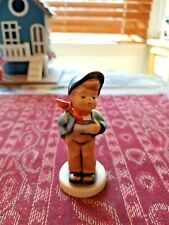 "Hummel Figurine ""LUCKY FELLOW"" # 560 • TMK7 • Excellent Cond w/Orig Box - 3 5/8"""