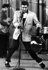 Elvis Presley Poster, Dancing, Live in Concert, Shake Rattle & Roll