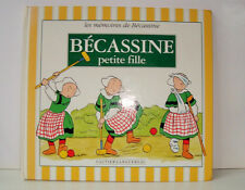 LIVRE BANDE DESSINE - BECASSINE PETITE FILLE GAUTIER - LANGUEREAU