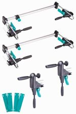 Wolfcraft Türfuttermontage-Set Pro 60 - 100 cm Zargenspanner Türspanner