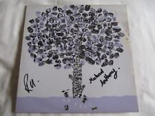 """No Exit (Newcastle band) 12"""" ep vinyl - part signed"""