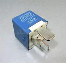 261-Toyota Lexus 4-Pin Blue ABS (TRAC) Relay 88263-21010 Denso 156700-2500 Japan