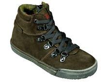 Schuhe für Jungen im Stiefel- & Boots-Stil aus Leder mit Reißverschluss