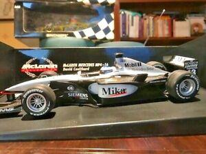 MINICHAMPS 1/18 McLaren Mercedes MP4-16 David Coulthard #3 F1