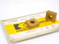 NEW SURPLUS 5PCS. KENNAMETAL  SNMM 644  GRADE: KC810  CARBIDE INSERTS