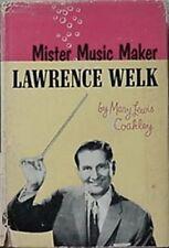 LAWRENCE WELK, 1958 BOOK - MUSIC MAKER