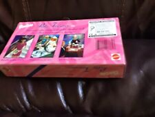 Barbie's Pretty Treasures Dining Set 1995 Nib