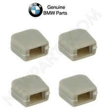 For BMW E10 E23 E28 M5 Door Latch Buffer Set of 4 OES 51 21 1 809 735 NEW