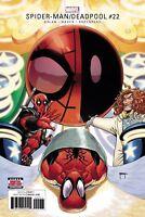 Spider-Man Deadpool #22 MARVEL LEGACY 1st Print COVER A
