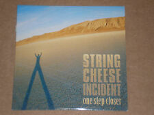 STRING CHEESE INCIDENT - ONE STEP CLOSER - CD PROMO COME NUOVO (MINT)