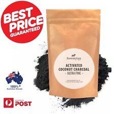 Activated Charcoal Teeth Whitening 100% Organic Coconut Shell Powder Food Grade