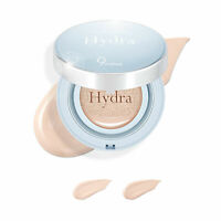 9wishes Hydra Ampoule Cushion Foundation SPF50+/PA+++ SET (Cushion + Refill)